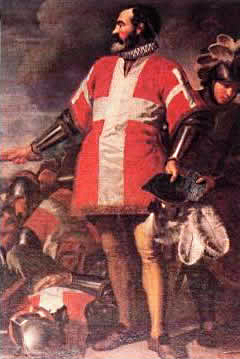 Grand Master Jean Parisot de la Valette